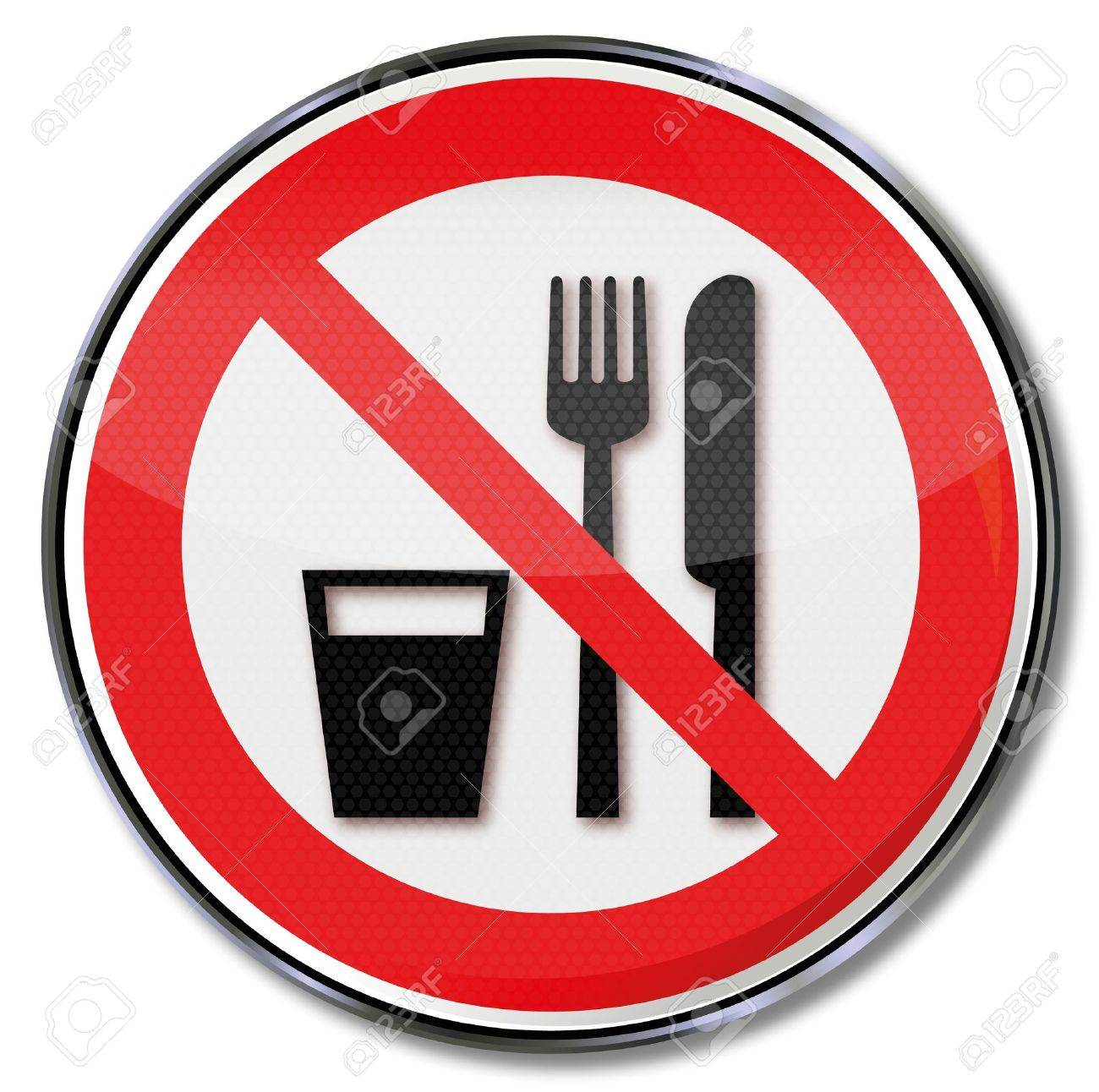 Что такое eating prohibitted 8 фотография