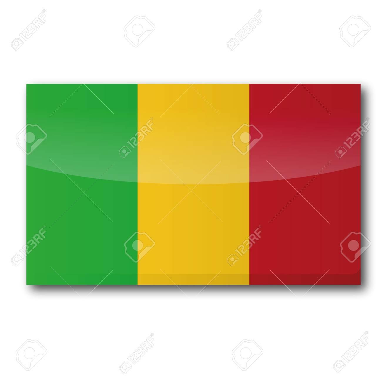 Flag Mali Stock Vector - 15993157