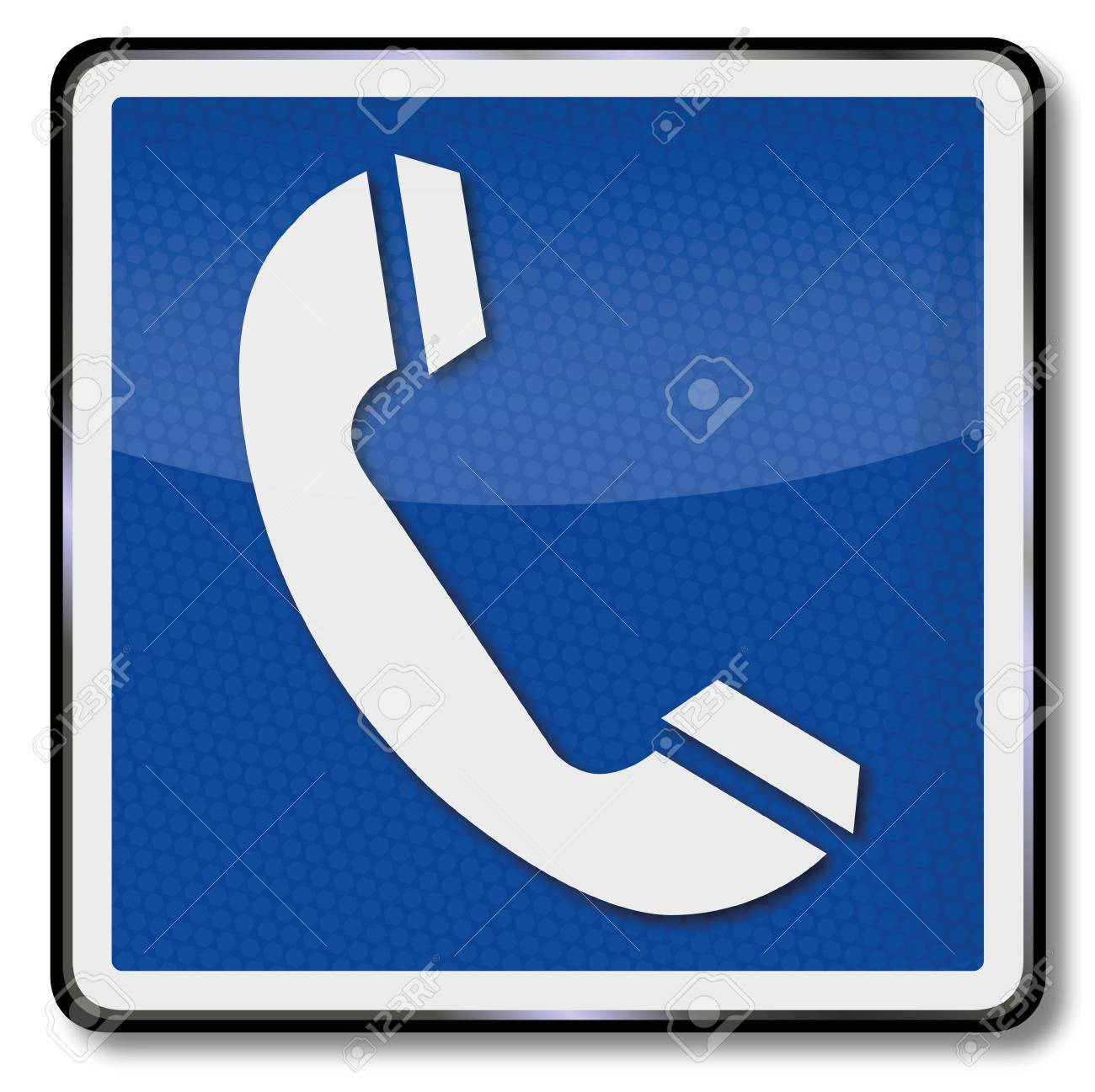 Ship sign telephone station Stock Vector - 19314599