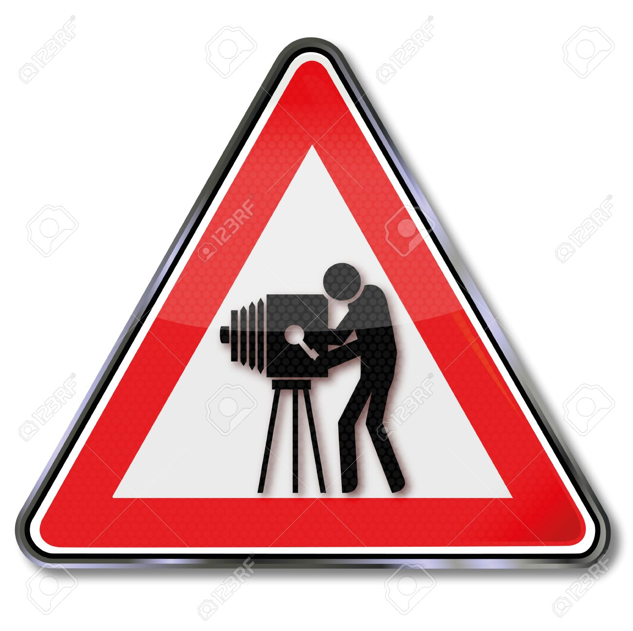 Sign old camera and film history Stock Vector - 19902176