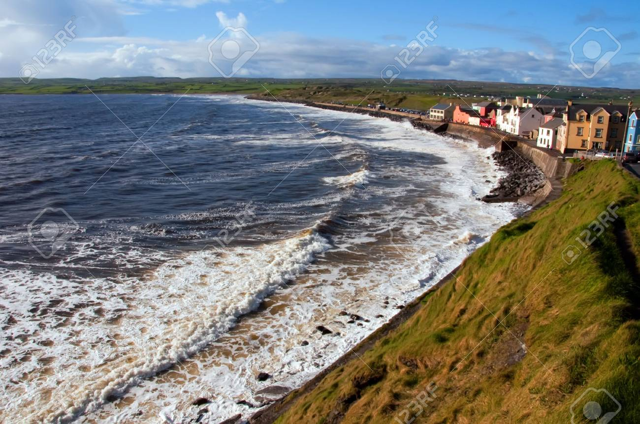 photo of vibrant scenic nature capture in the west of ireland Stock Photo - 5967524