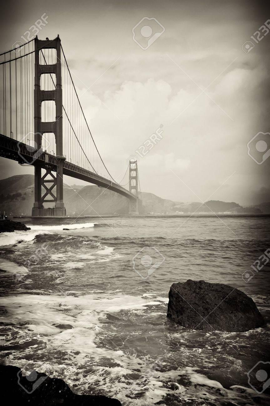 photo beautiful golden gate bridge in san francisco - 6516291