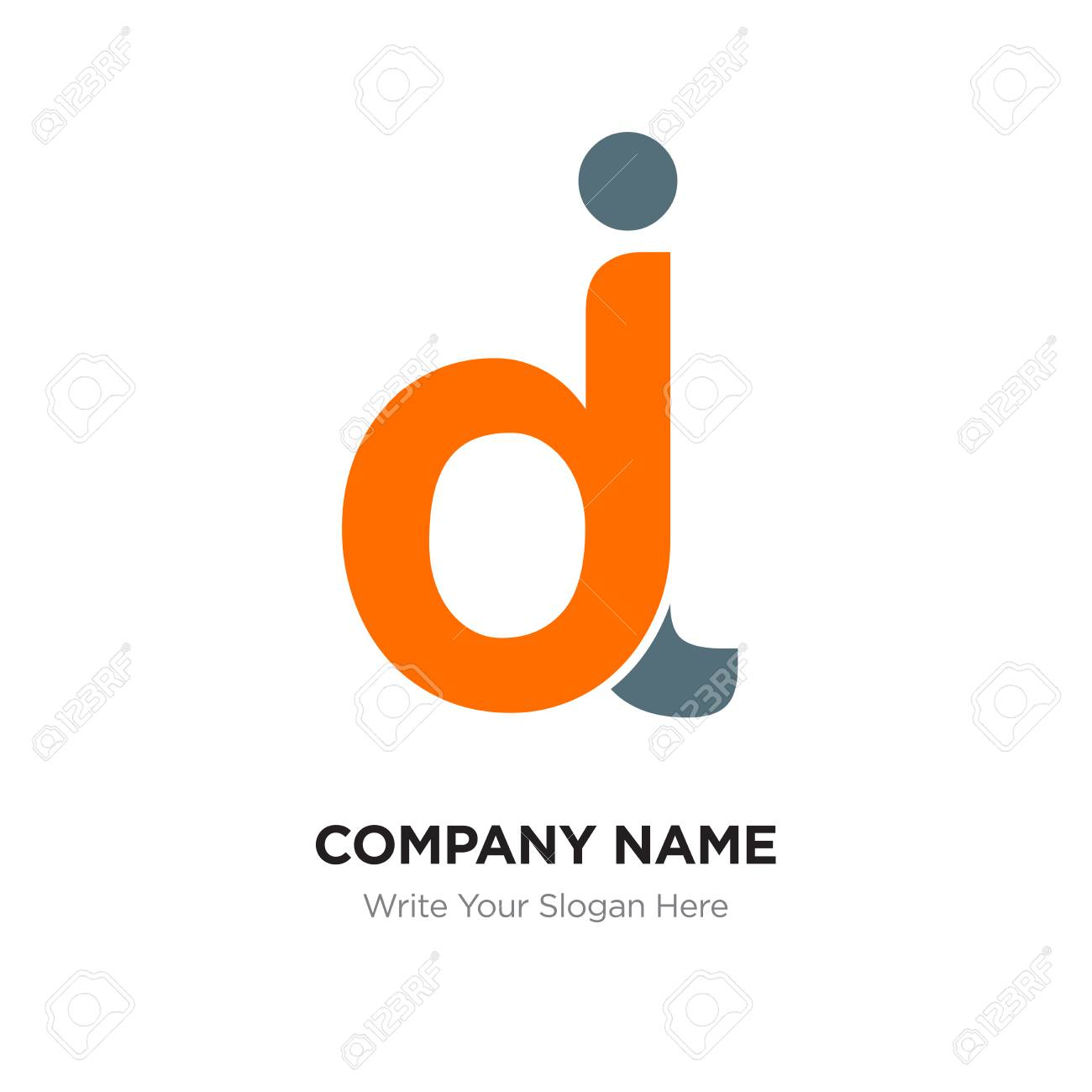 abstract letter dj jd logo design template black orange alphabet royalty free cliparts vectors and stock illustration image 96374664 abstract letter dj jd logo design template black orange alphabet