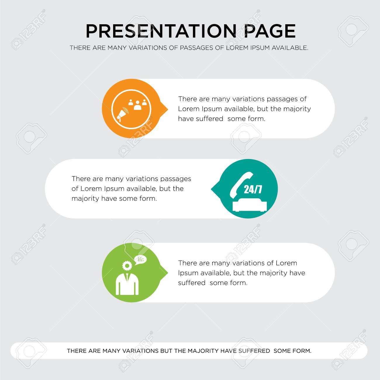 Advisor Live Support Campaign Management Presentation Design