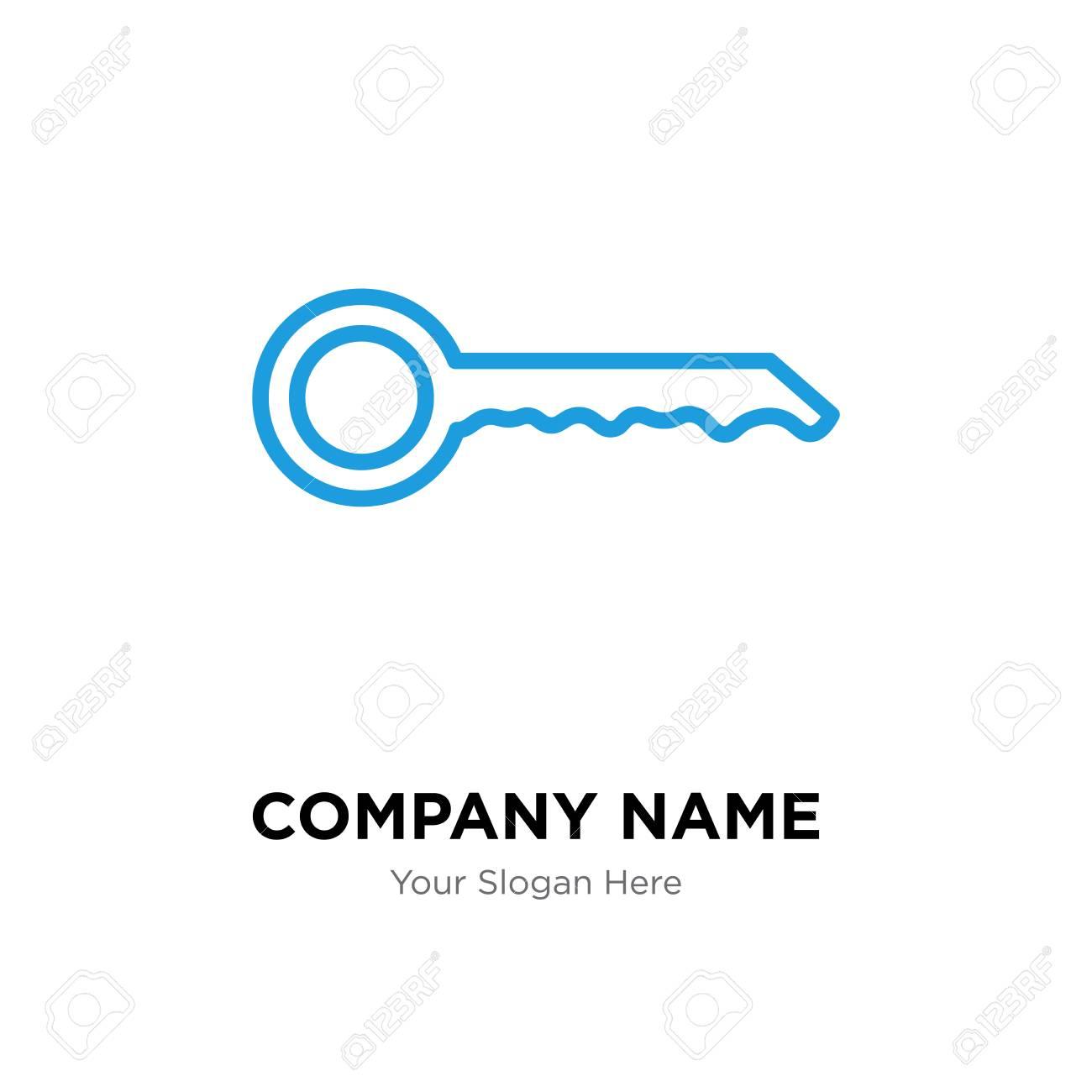 Car Key Company Logo Design Template Car Key Logotype Vector Royalty Free Cliparts Vectors And Stock Illustration Image 106269560