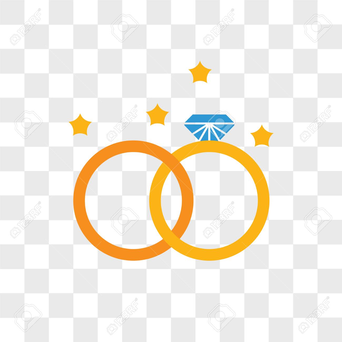 wedding rings vector icon isolated on transparent background royalty free cliparts vectors and stock illustration image 106770034 wedding rings vector icon isolated on transparent background