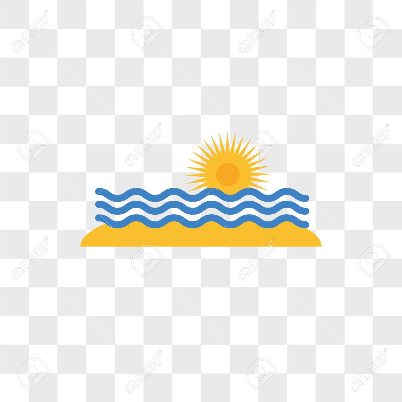 sunset vector icon isolated on transparent background sunset royalty free cliparts vectors and stock illustration image 108100815 sunset vector icon isolated on transparent background sunset