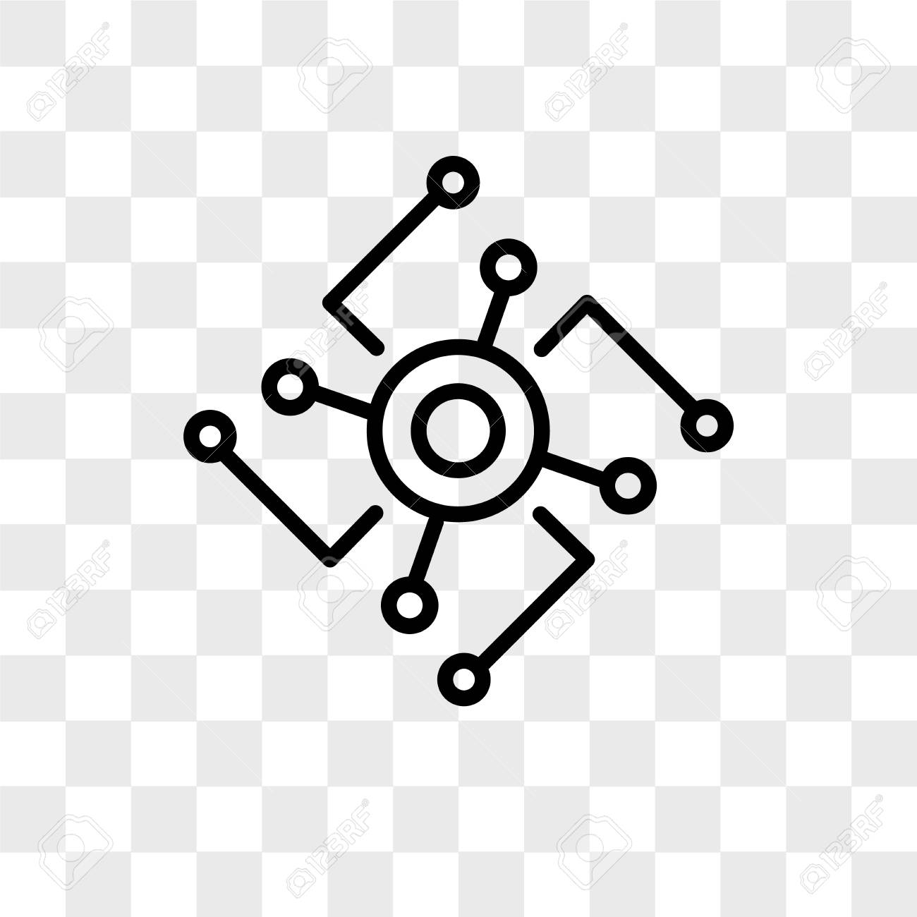 cpu vector icon isolated on transparent background cpu logo royalty free cliparts vectors and stock illustration image 108439728 cpu vector icon isolated on transparent background cpu logo
