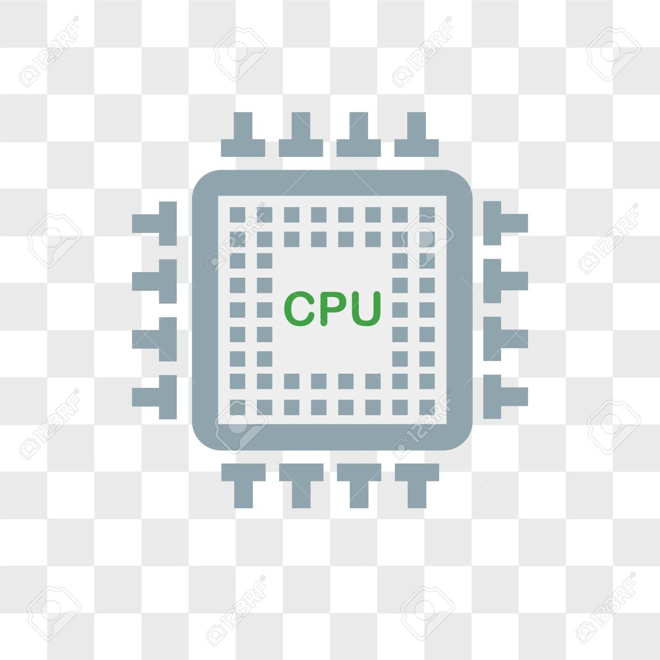 cpu vector icon isolated on transparent background cpu logo royalty free cliparts vectors and stock illustration image 108968681 cpu vector icon isolated on transparent background cpu logo
