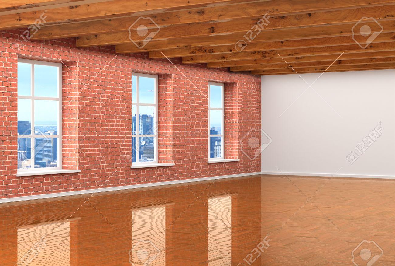 Costo Soffitto Con Travi In Legno: Come illuminare un soffitto con ...