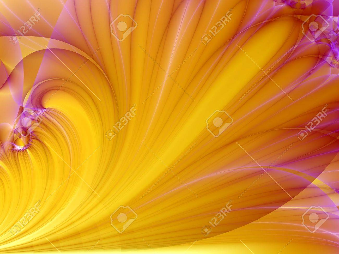 A fractal concept image,created with digital software,designed for background, web wallpaper template. Stock Photo - 4232224