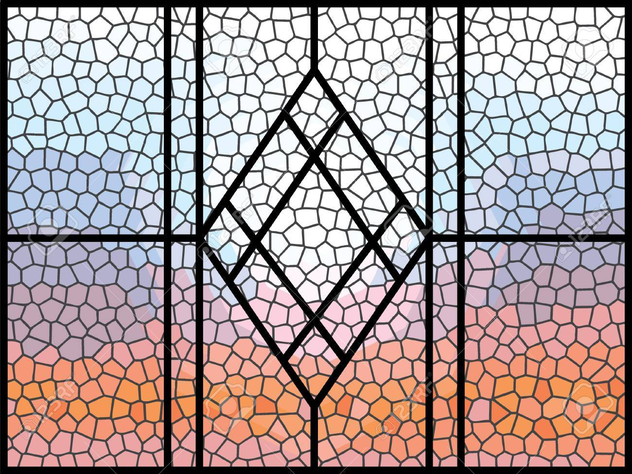 stained glass Stock Vector - 6580924