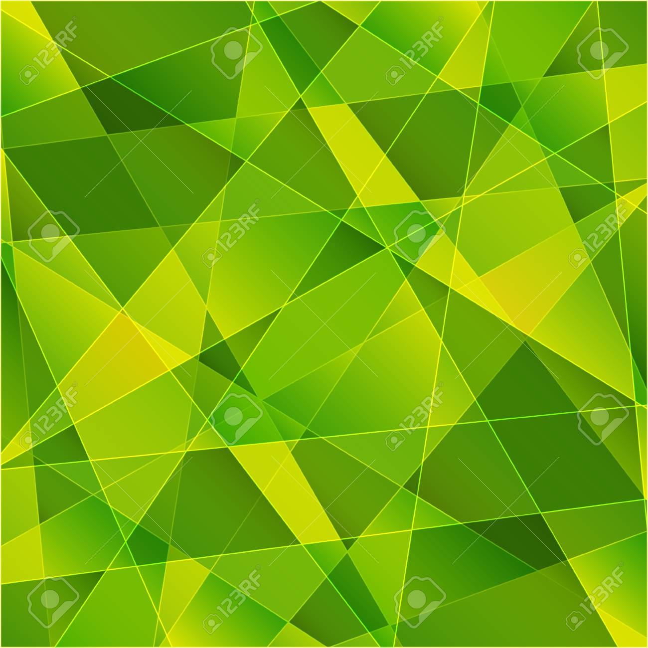 Green abstract background for Your design Stock Vector - 19930104