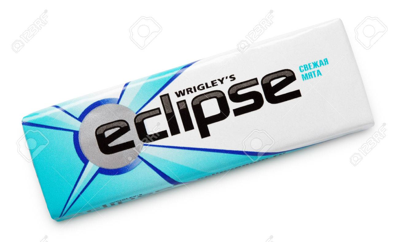 Eclipse chewing gum made by wrigley isolated on white with clipping eclipse chewing gum made by wrigley isolated on white with clipping path stock photo 27812436 buycottarizona Images