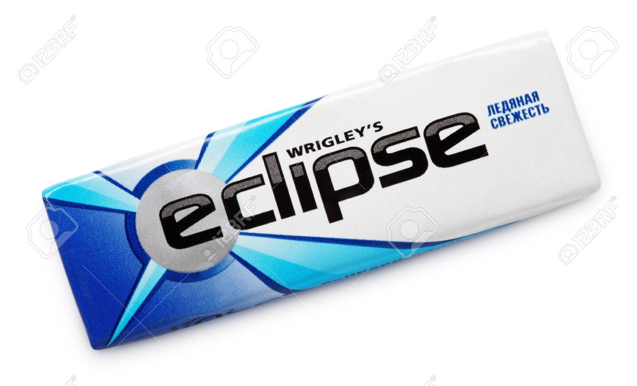 Eclipse chewing gum made by wrigley isolated on white with clipping eclipse chewing gum made by wrigley isolated on white with clipping path stock photo 27812438 buycottarizona Images
