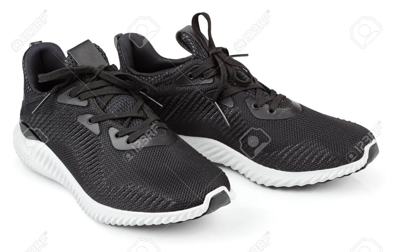 Pair Of New Unbranded Black Sport