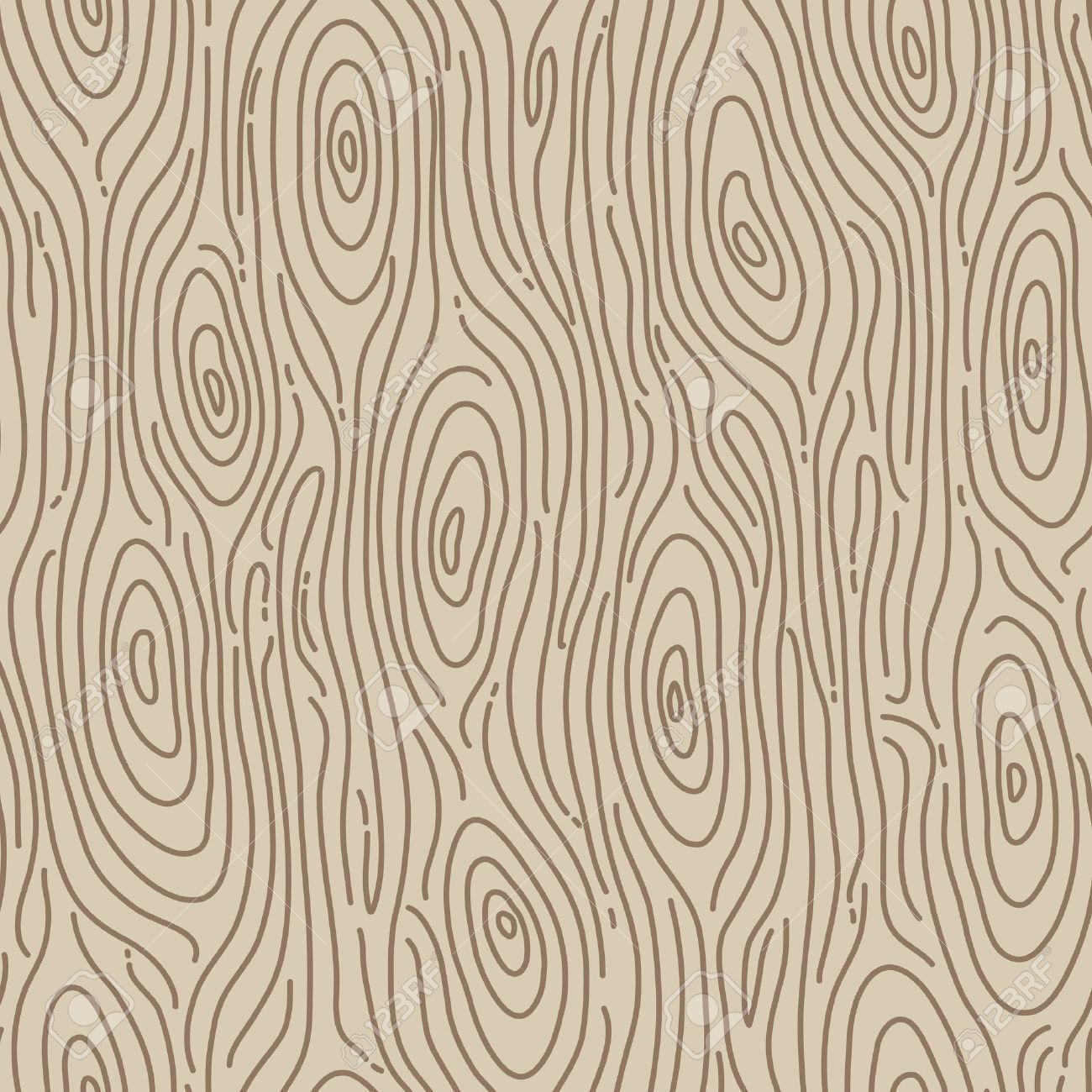 Retro wood seamless background - Vector illustration Stock Vector - 24158999