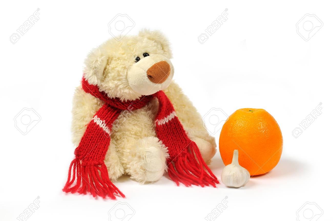 sick bear Stock Photo - 22437195