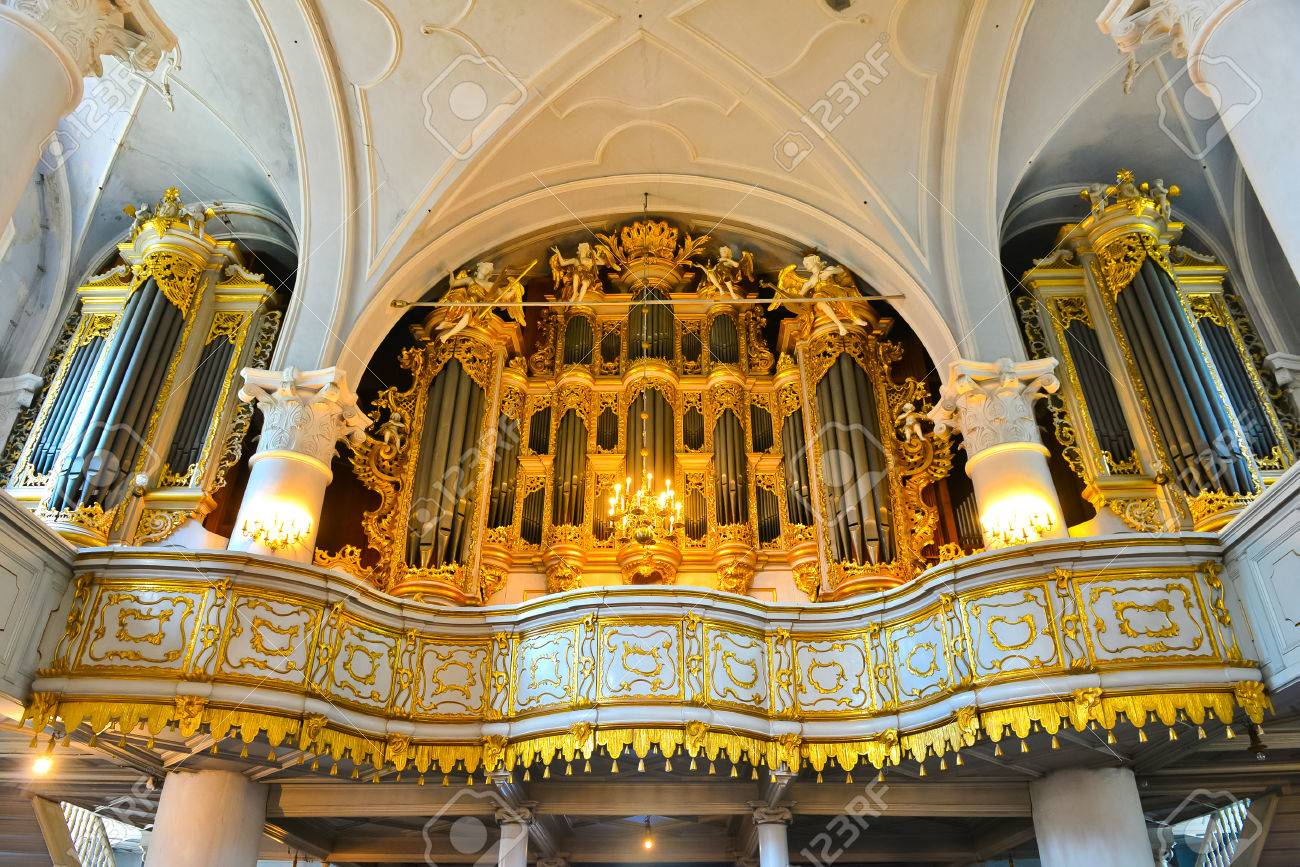 the largest mechanical organ in the world until 1968