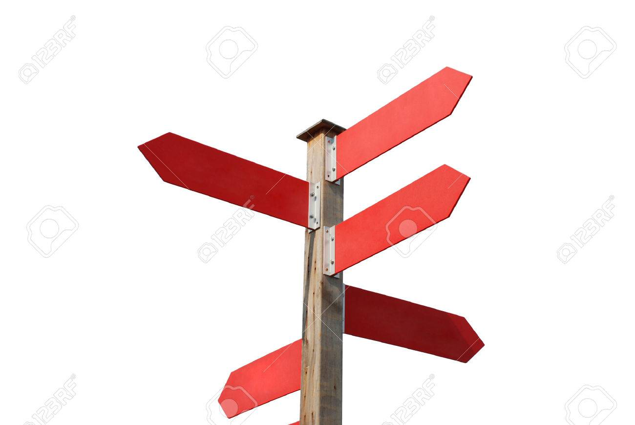 Sign post Stock Photo - 1716280