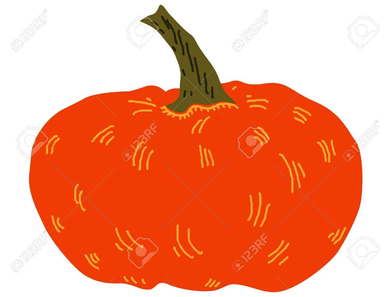 Pumpkin Stock Vector - 19443453