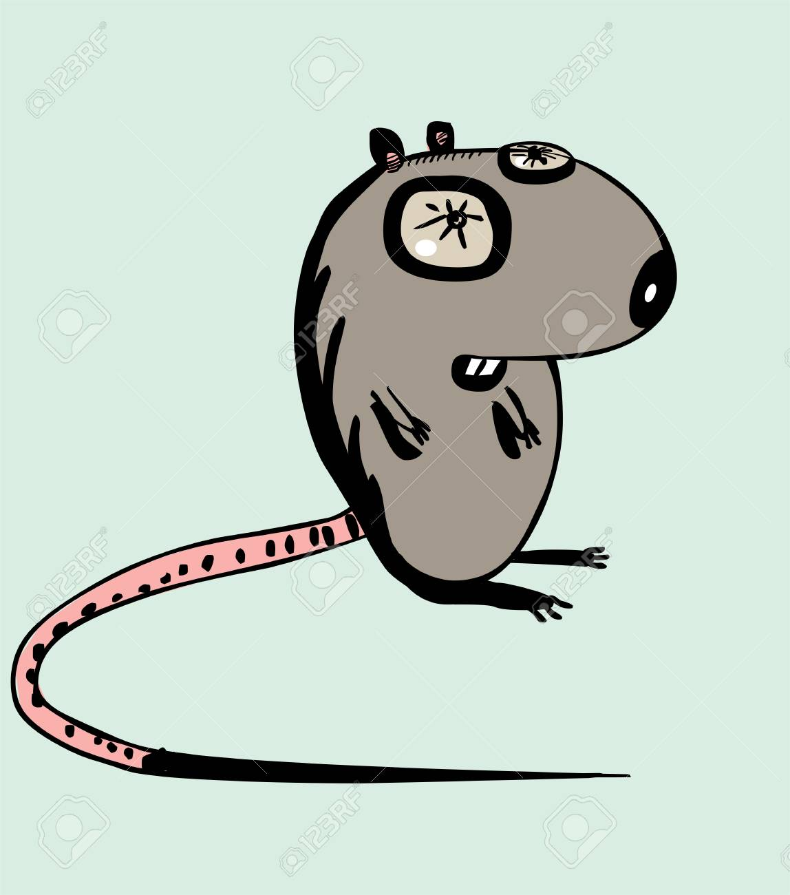 funny mouse royalty free cliparts vectors and stock illustration