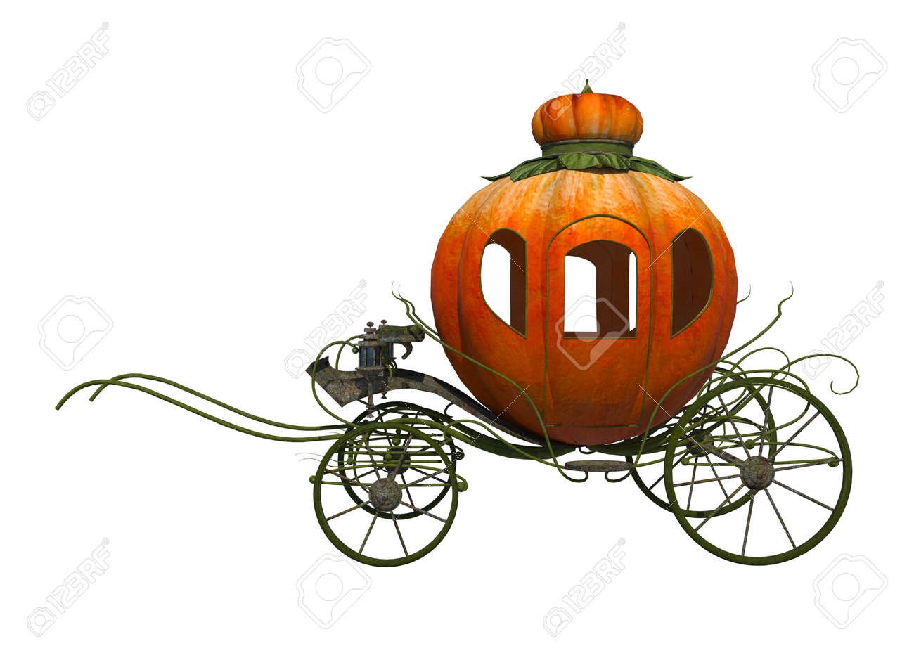 425 cinderella carriage stock vector illustration and royalty free rh 123rf com cinderella pumpkin carriage clipart princess carriage clipart