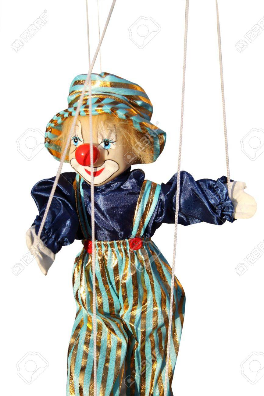 Image result for puppet on a string