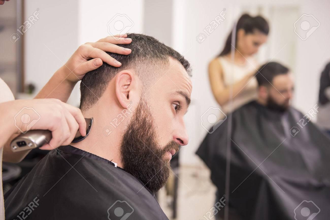 Couper Les Cheveux Avec Une Tondeuse destiné coupe cheveux homme tondeuse - fashion designs