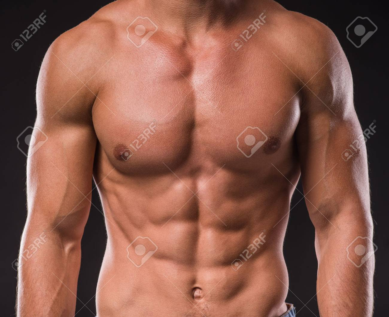 pecho hombro y triceps