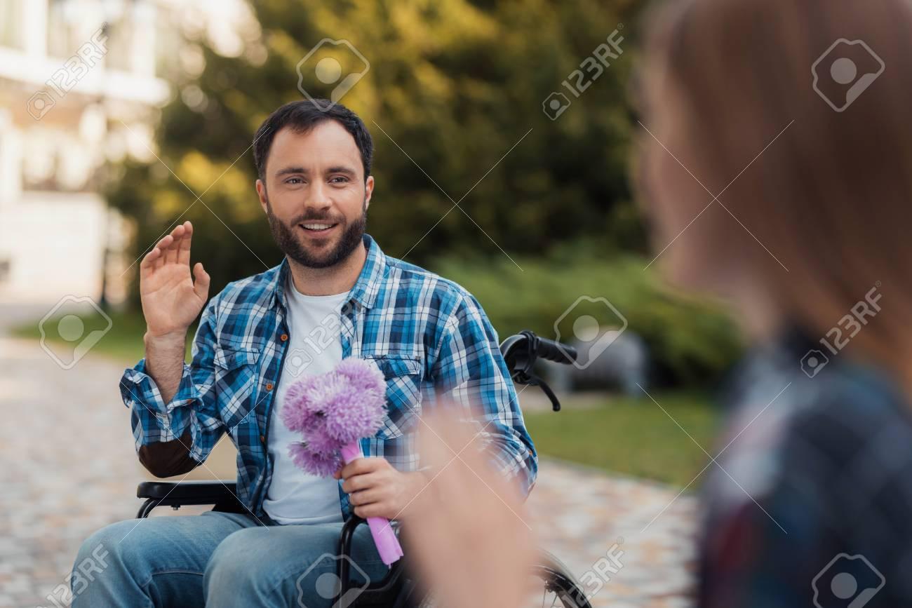 Site de rencontre en fauteuil roulant