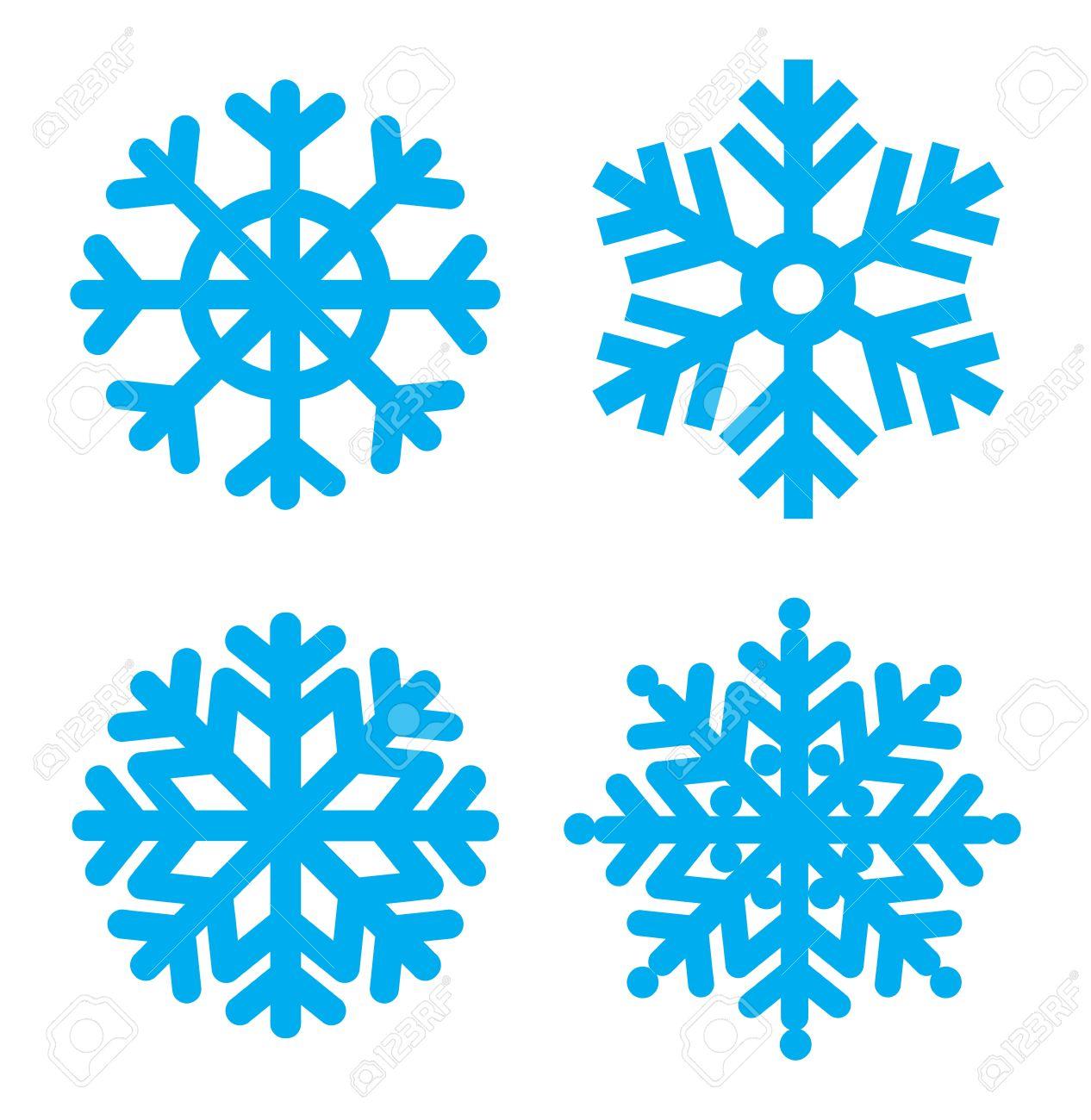 Фото как нарисовать снежинки