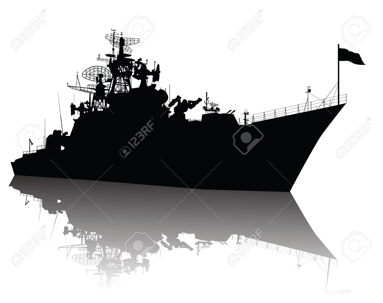 Cold War Soviet Russian