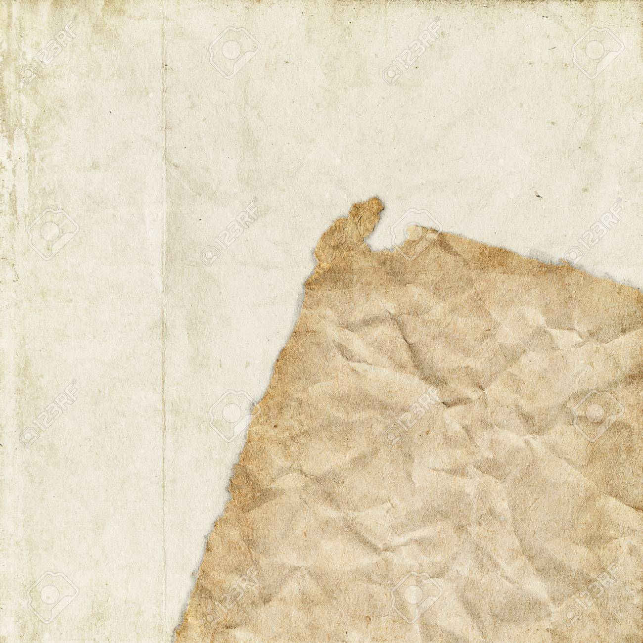 retro background with texture of old paper Stock Photo - 14524901