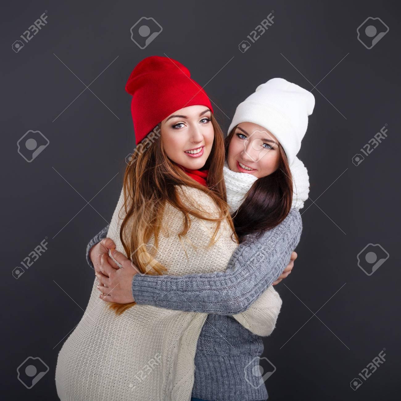 Amateur Best Friends Lesbian