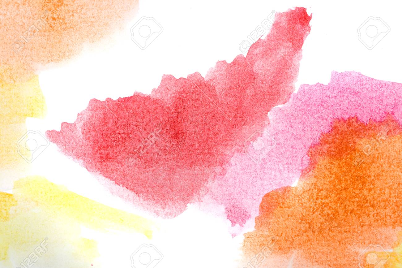 Immagini Stock Rosso Arancione Rosso Magenta Astrazione In Uno