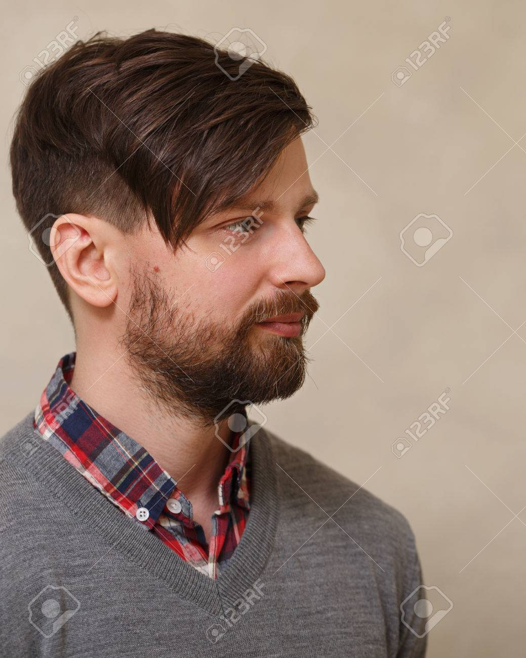 Mens Fashion Haircut Beauty Saloon Male Beauty The Client