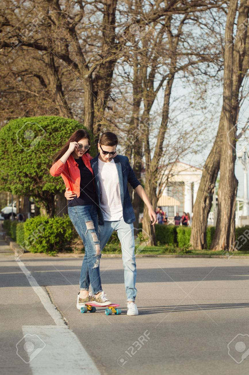 Dating skateboardere