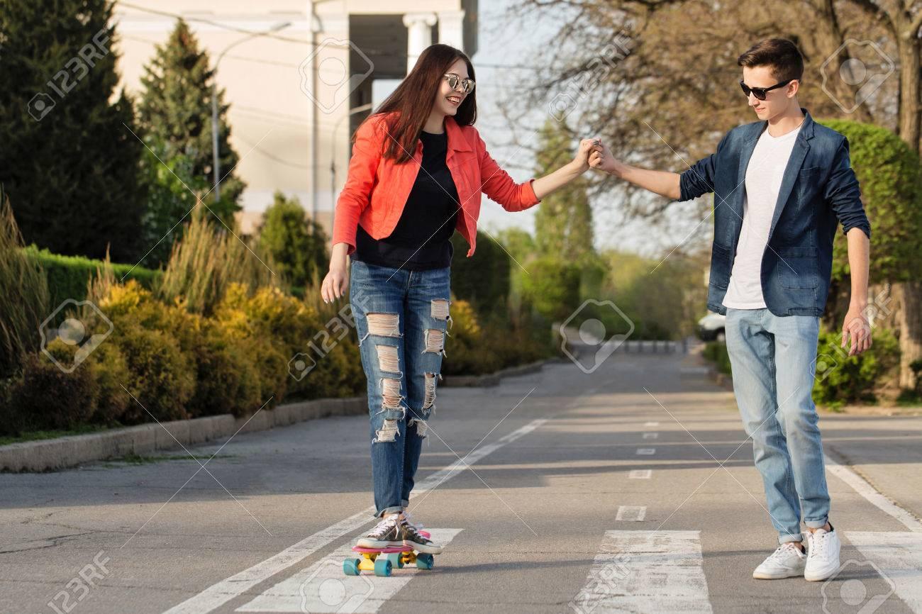 Dating skateboardere