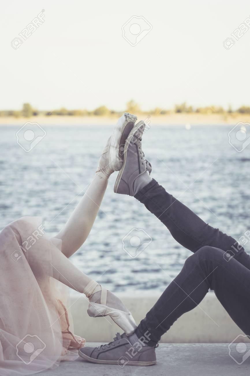 Legs dating