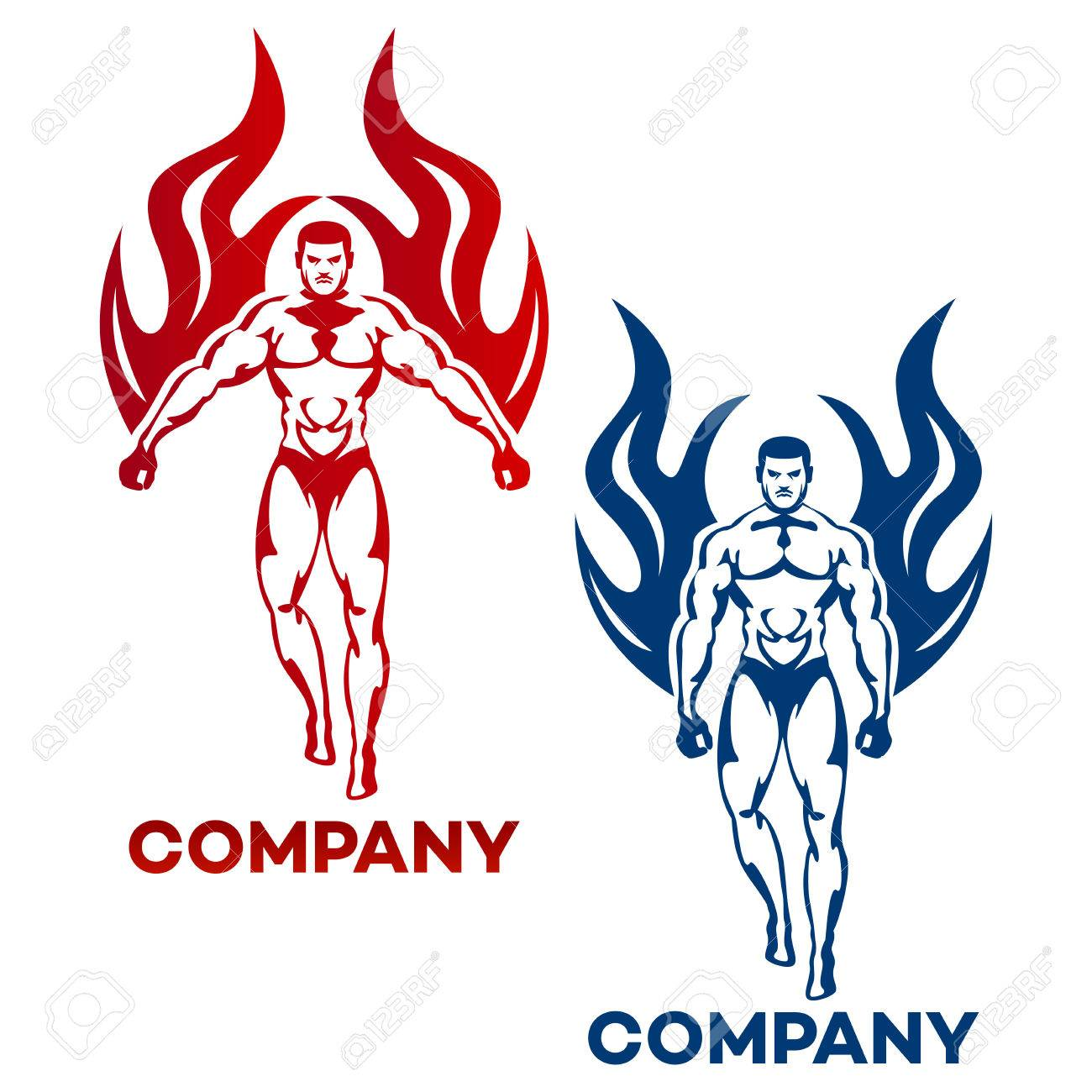 Man fire and water icon royalty free cliparts vectors and stock man fire and water icon stock vector 82014516 biocorpaavc Choice Image