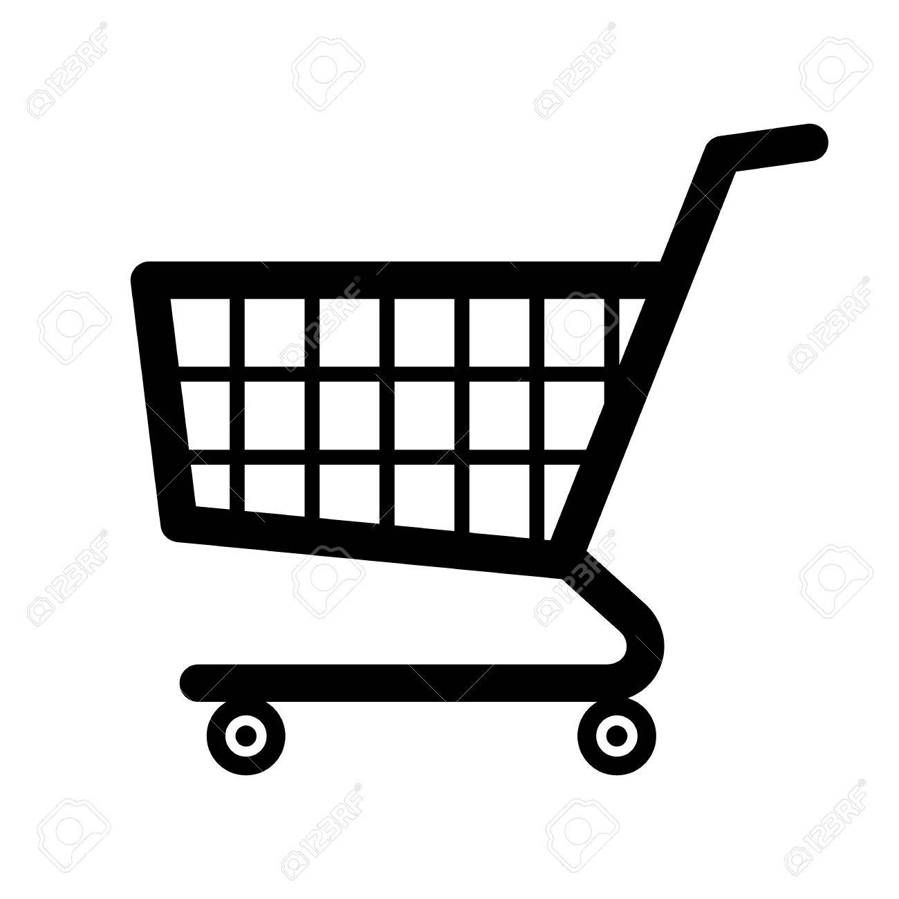 Shopping cart icon - 54302312
