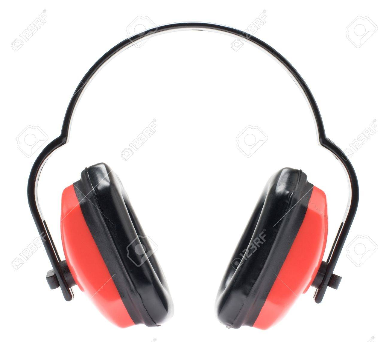 headphones for hearing protection Stock Photo - 8599518