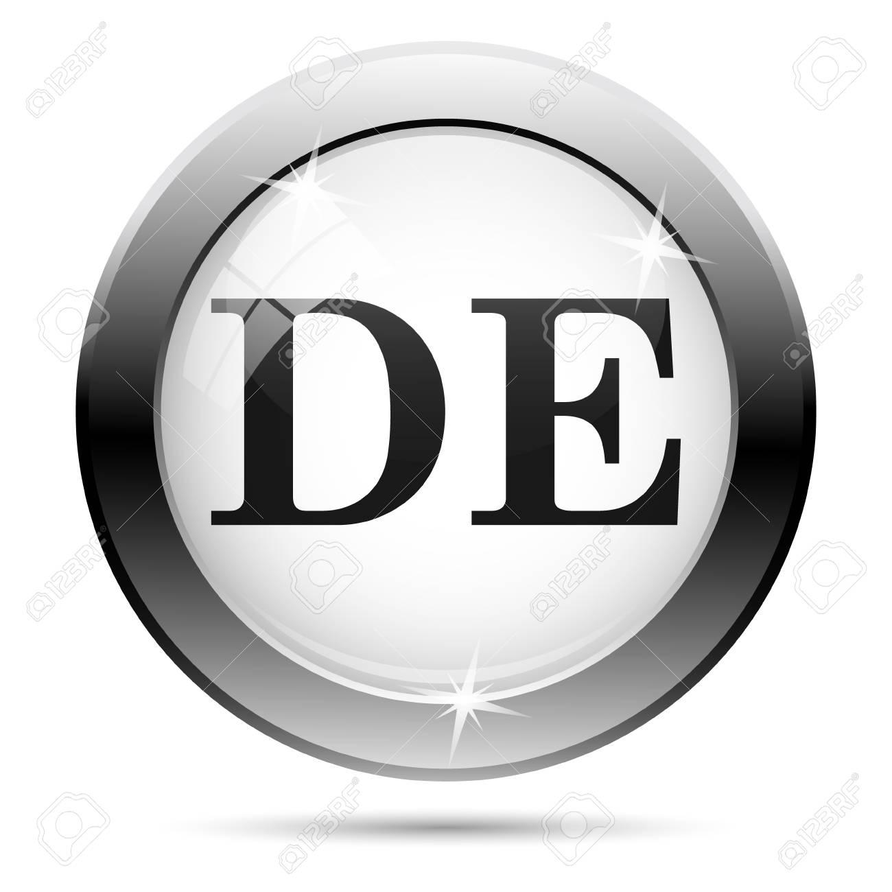 Metallic icon with black design on white glass background Stock Photo - 21096486