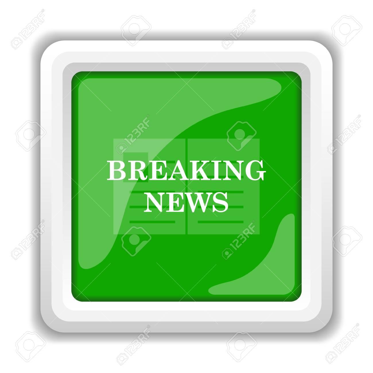 Break Icon Breaking News Icon
