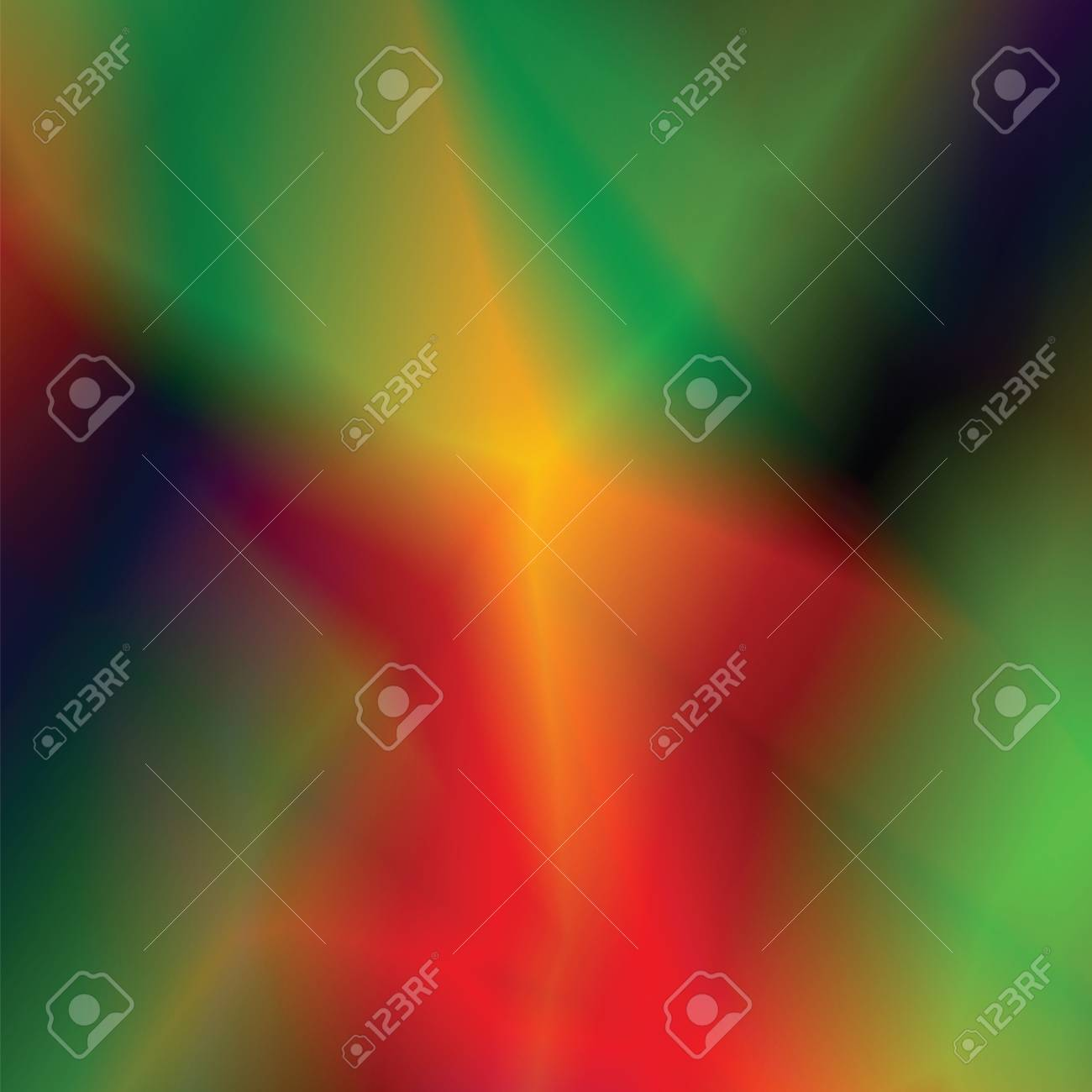 colorful illustration with  abstract  background  for your design Stock Vector - 18868382