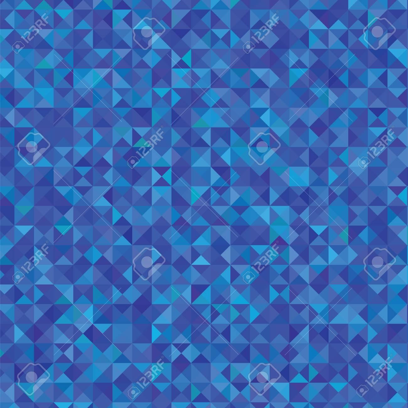 Illustration Avec Résumé Fond Bleu Conception Graphique Utile Pour Votre Design Bleu Texture Polygonal
