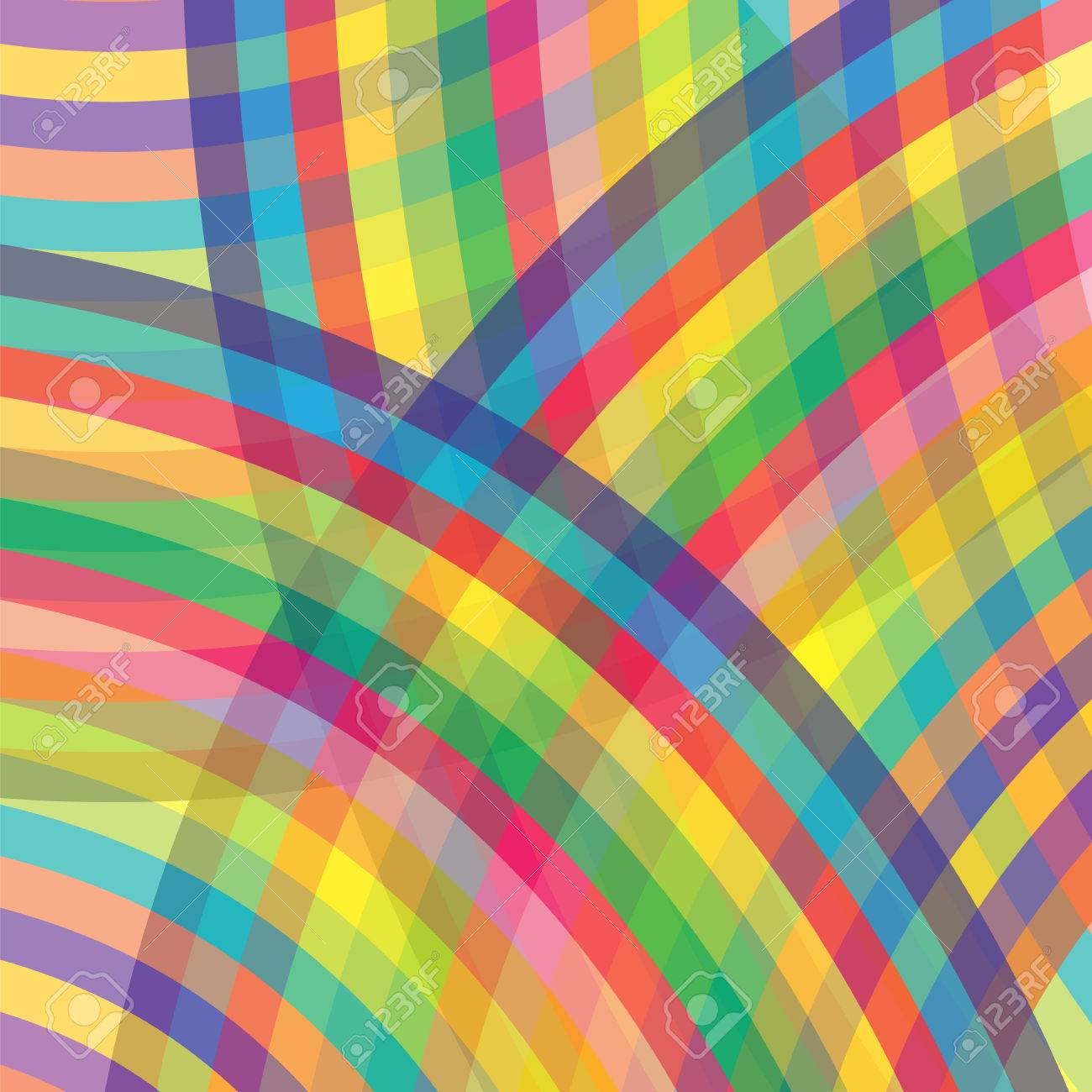 Abstract Colorful Line Background Abstract Rainbow Pattern Royalty Free Cliparts Vectors And Stock Illustration Image 41307083