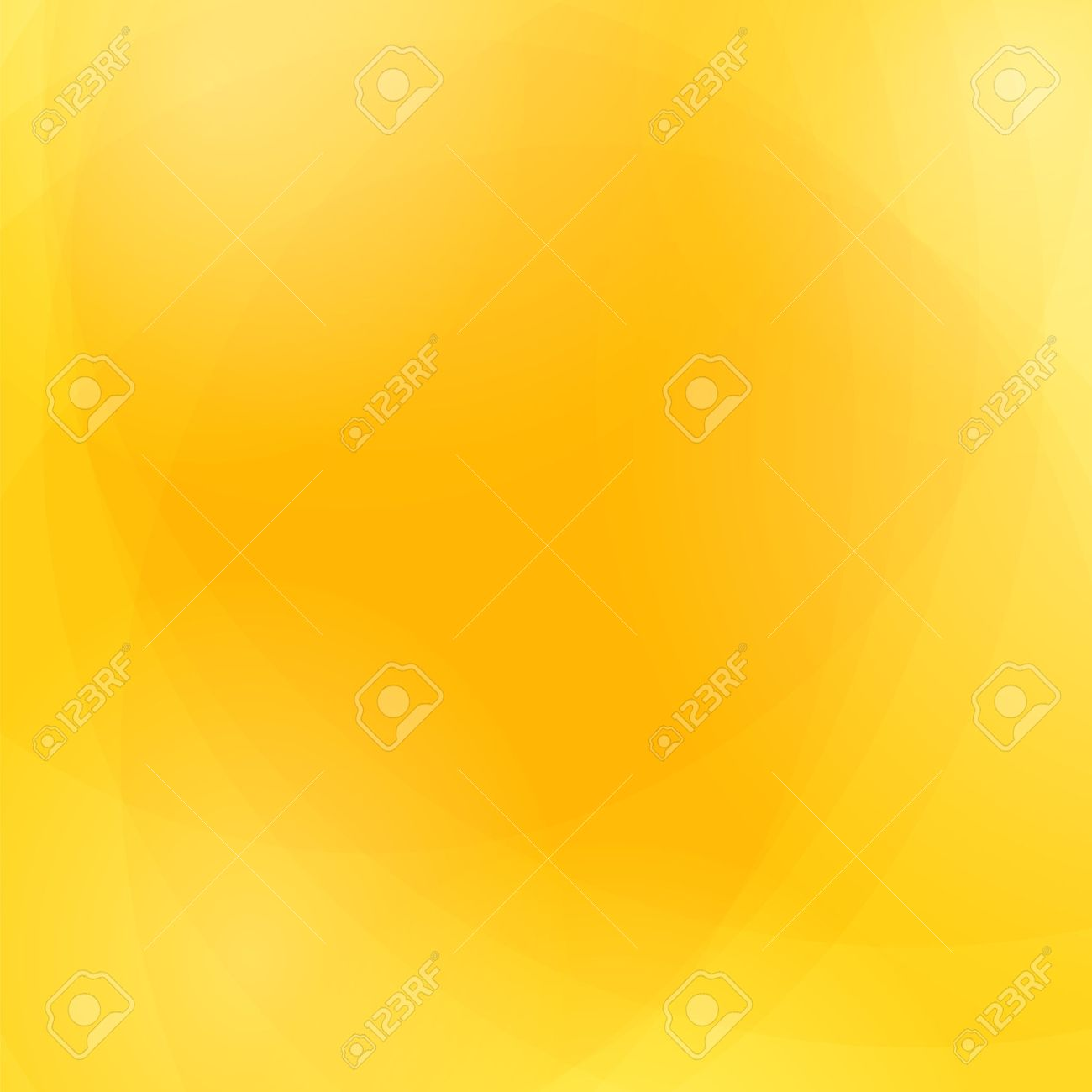Abstract Yellow Wave Background. Yellow Light Pattern - 46528114