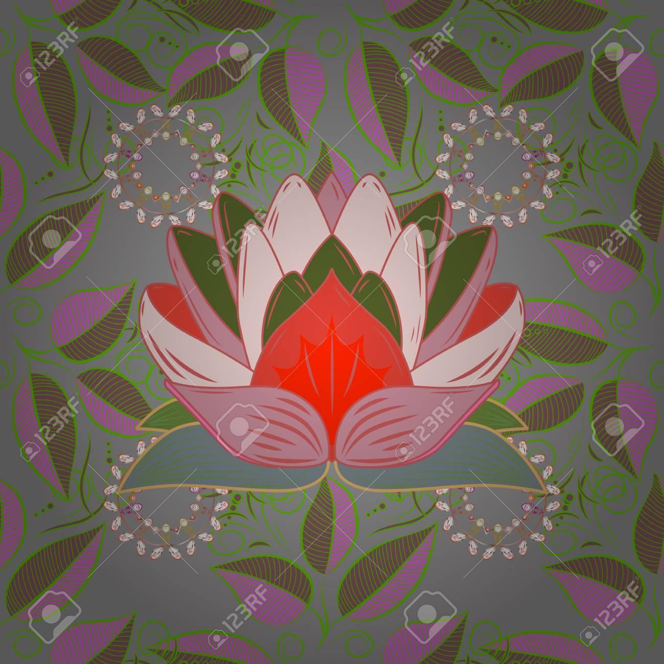 Flower painting raster for t shirt printing floral seamless flower painting raster for t shirt printing floral seamless pattern background flowers on gray izmirmasajfo